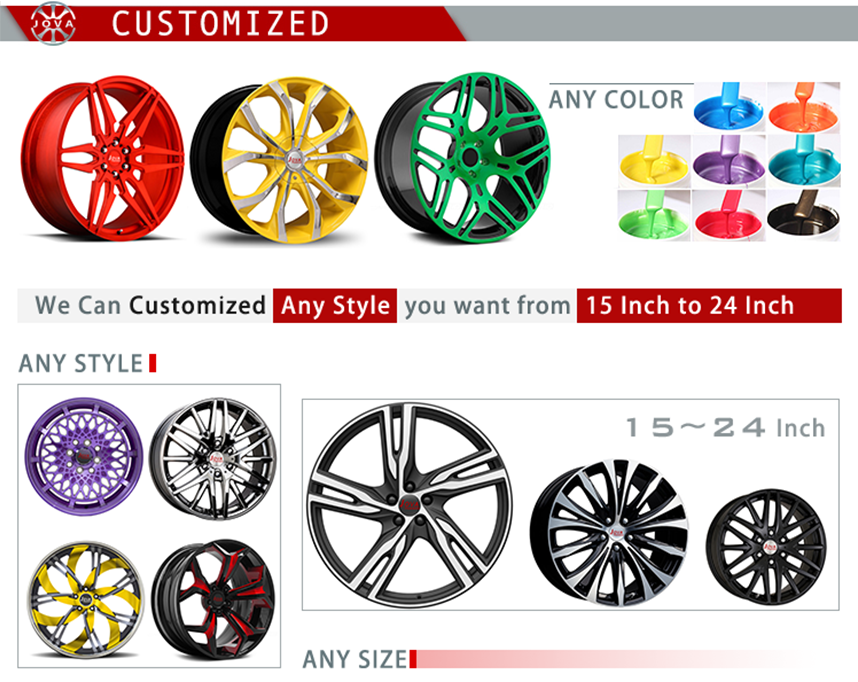 custom black alloy wheels