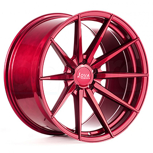 all red car wheels