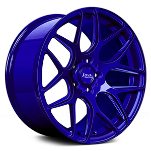 dark blue wheels