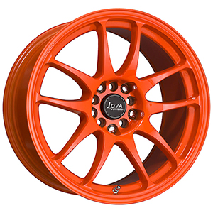 forged rims with decorative hole