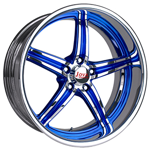 2 piece alloy wheels