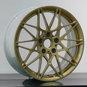 gold spoke rims
