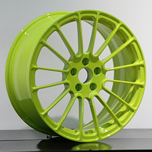 light green rims forged
