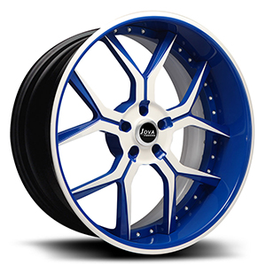 fuel 2 piece wheels