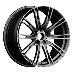 forged lightweight car rim
