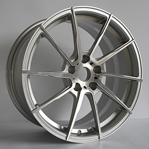 forged chrome rims
