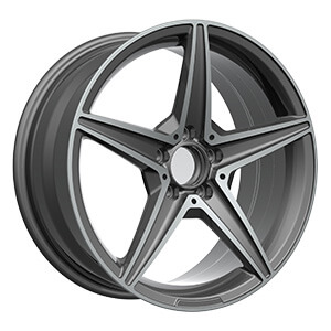 forged monoblock alloy rims