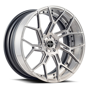 7 spoke concave rims