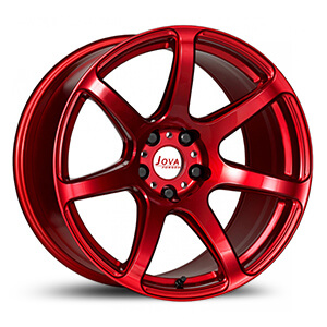 red racing rims