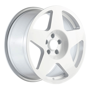 white wheels for audi