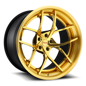 custom three piece wheels