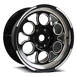 black bmw rims 60mm deep lip