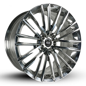 forged polished aluminum wheels