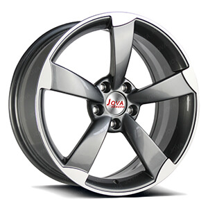5 spoke concave rims