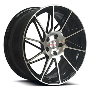 concave black machined rims