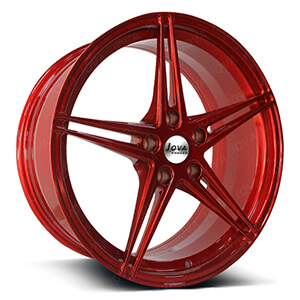 monoblock car sport rims