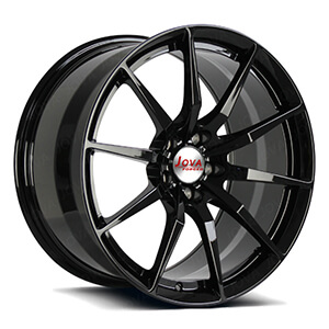 high performance forged wheels