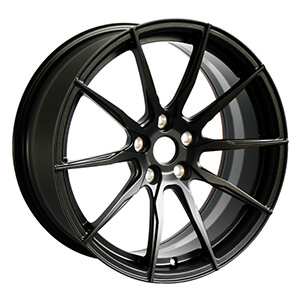 black wheels for bmw