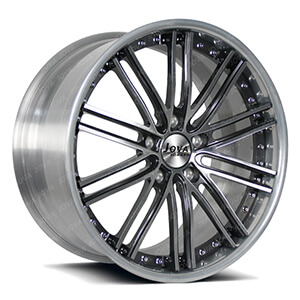 2 piece forged wheels