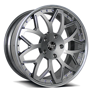 gunmetal grey rims f150