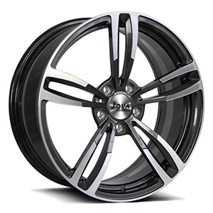 one piece concave wheels
