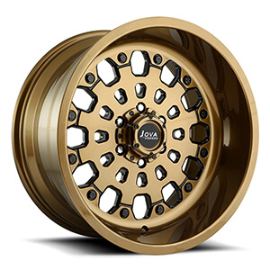 bronze off road wheels