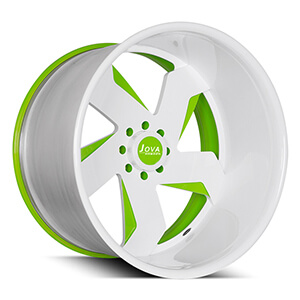 off road wheels white