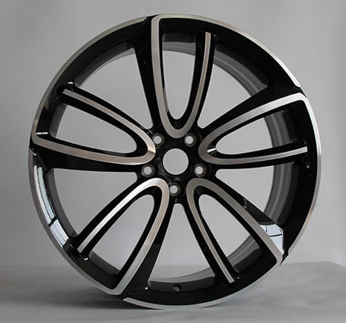 black wheels for lexus