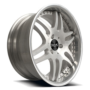 silver cadillac wheels
