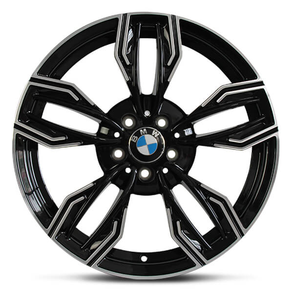 bmw replacement alloy wheels