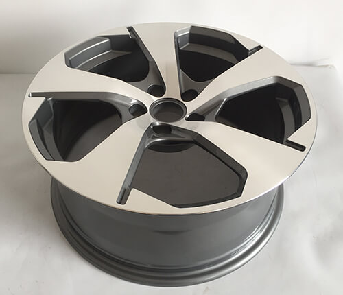 18 inch 5 spoke car wheels