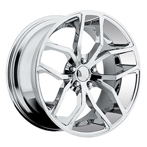 aftermarket chrome wheels