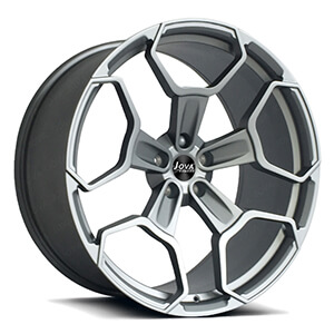 staggered concave wheels