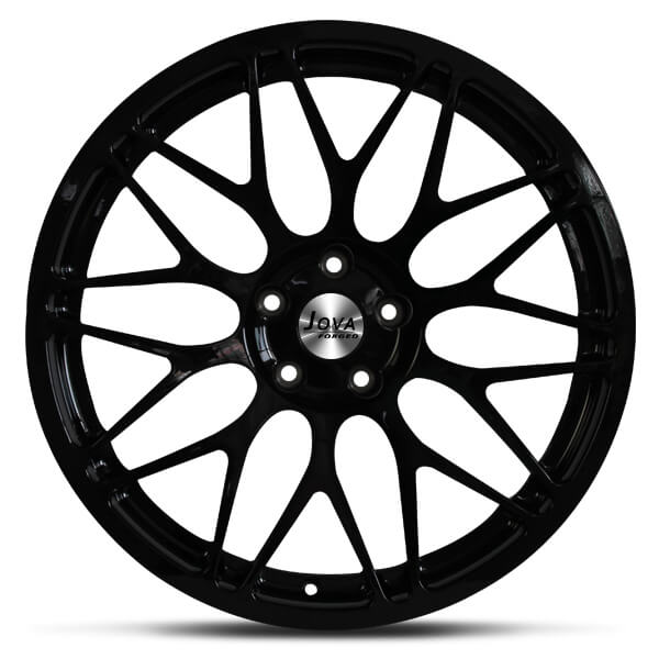 jaguar black wheels