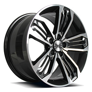 mustang racing wheels