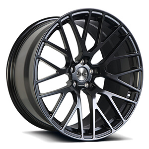 concave staggered rims