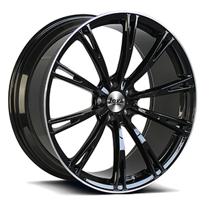 tesla custom rims