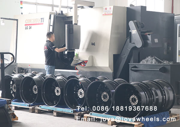 chinese forged car wheel manufacturers