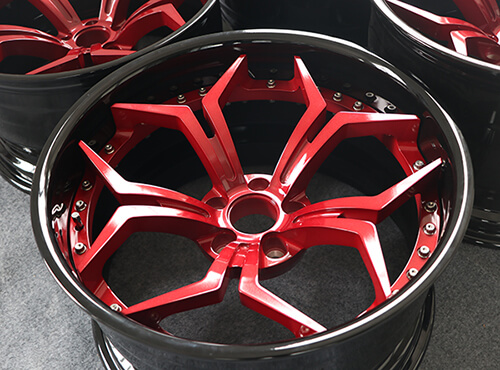 forged aftermarket rims