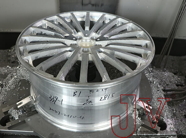 custom forged wheels from China