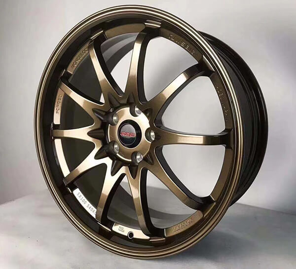 monoblock forged rims for japanese car