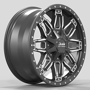 forged aluminum off road wheels