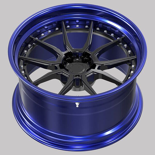 forged corvette wheels