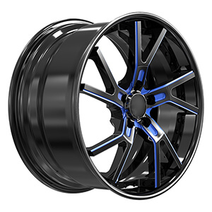 dodge charger black rims