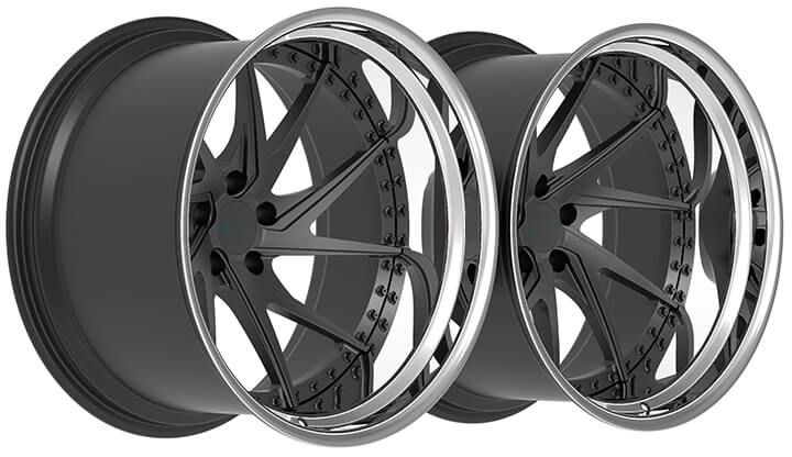 white label forged wheels