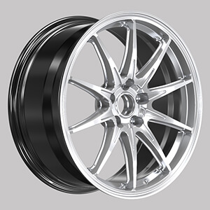 alphard wheels