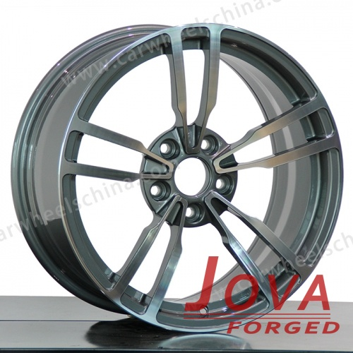 Lightweight forged Alloy Silver Wheels​