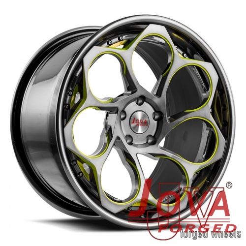 the custom allow forged wheels