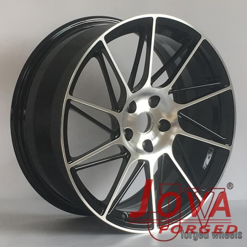 forged multi spoke wheels alloy rims for cars