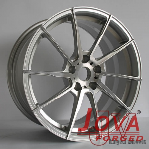 forged chrome rims for SUV in best quality